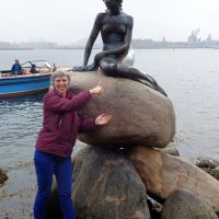 Kopenhagen, kleine zeemeermin
